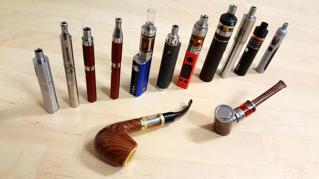 types of e cigarettes