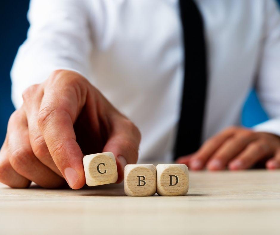 CBD is short for cannabidiol