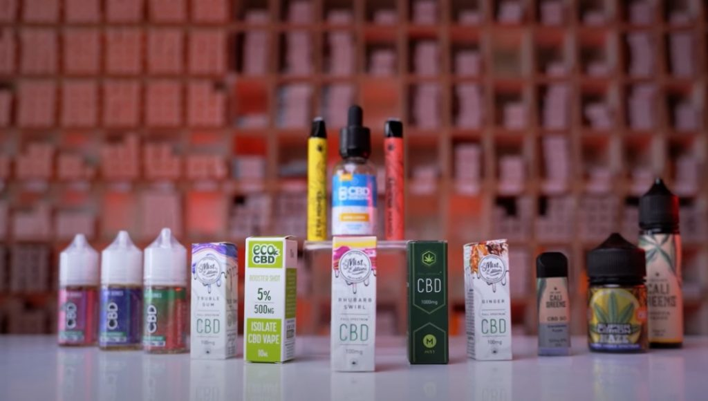 Booster shots and Pre-Mixed CBD Vape Juice are ideal for CBD vaping.