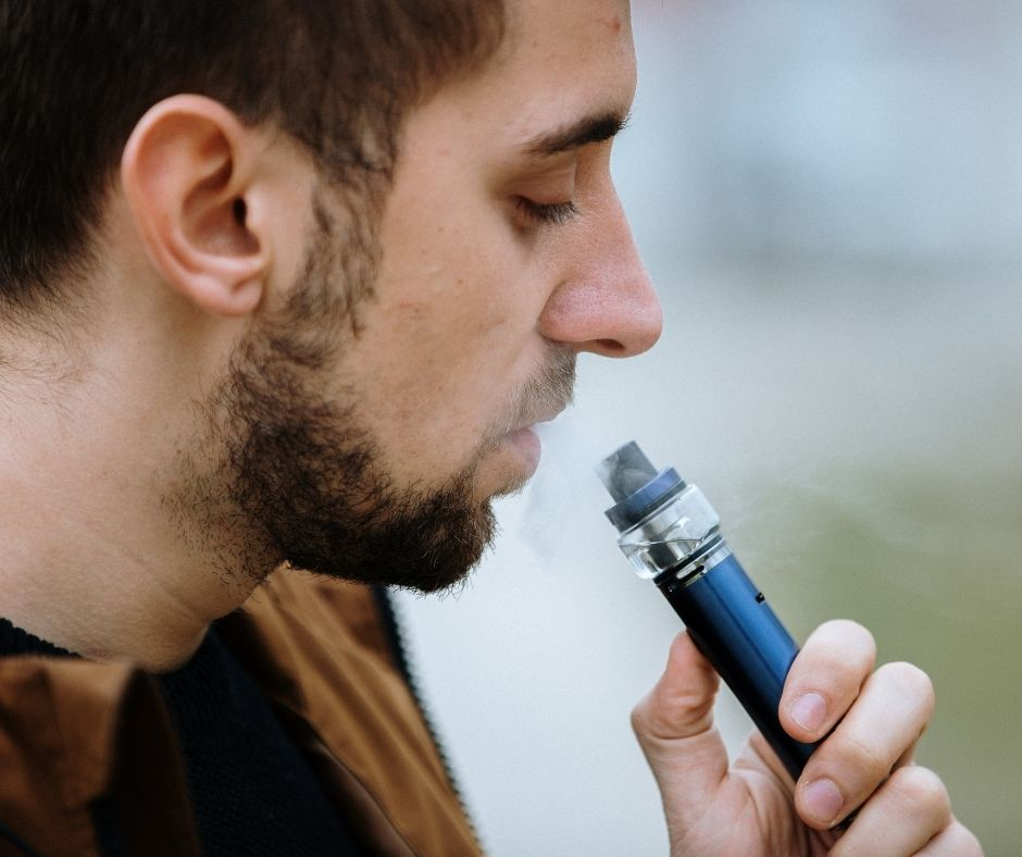 Stealth vaping has benefits