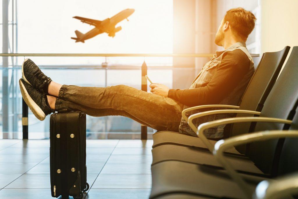 no vaping at the airport