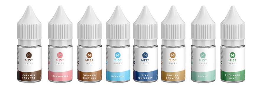 The MIST Guide To Nicotine Salts - Mist E Liquid Blog