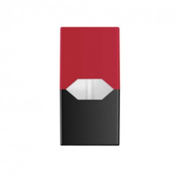 Juul pod front red