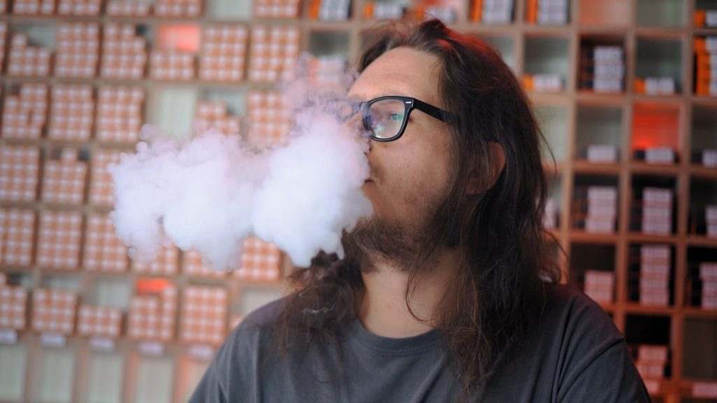 what is direct to lung vaping