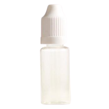 empty e liquid bottle