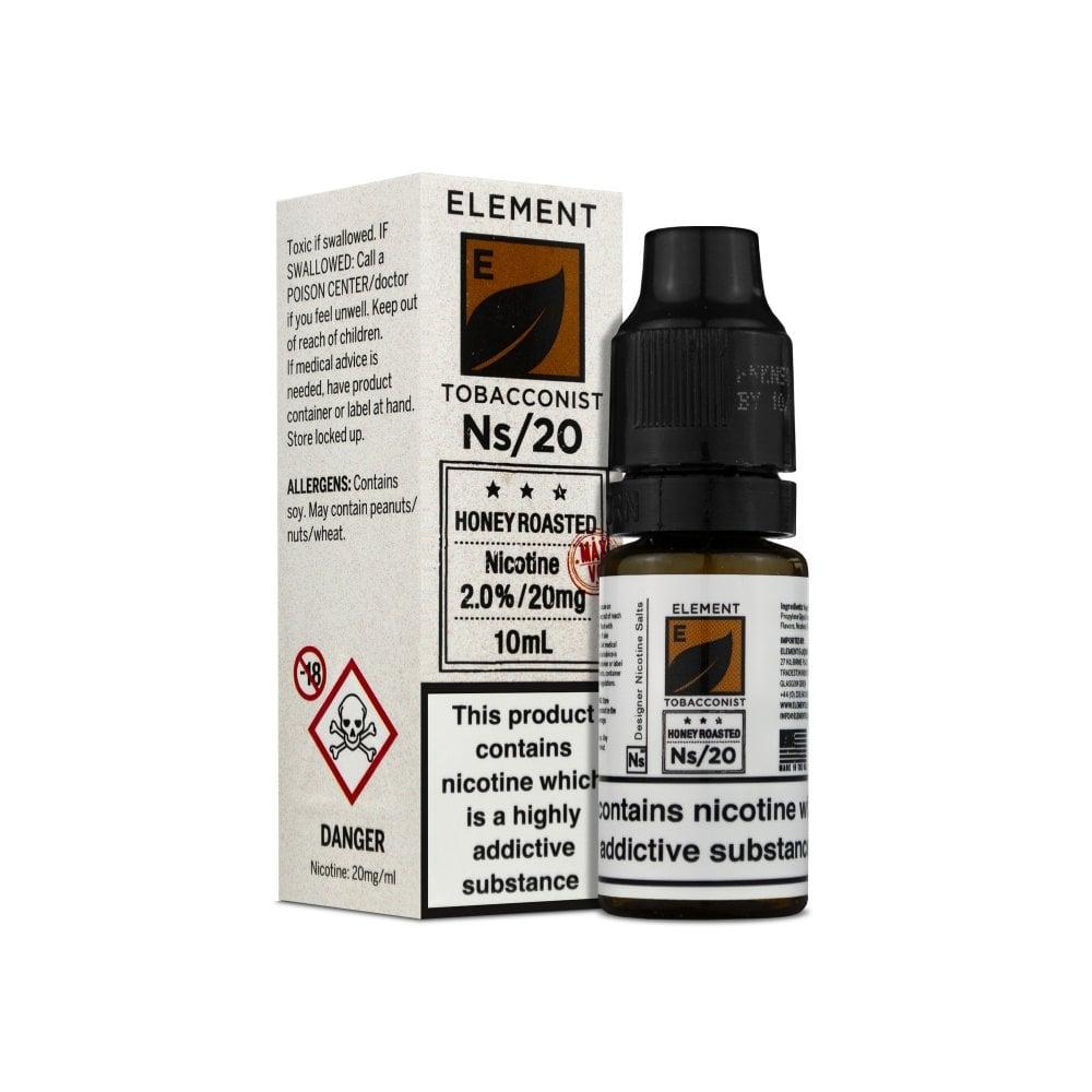 element tobacco vape juice