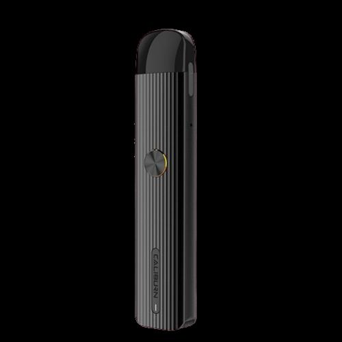 black Uwell Caliburn G Pod Kit for starter vape kit