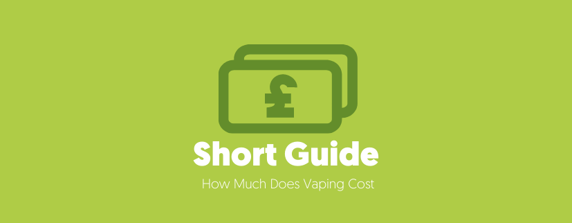 featured image of how much does vaping cost