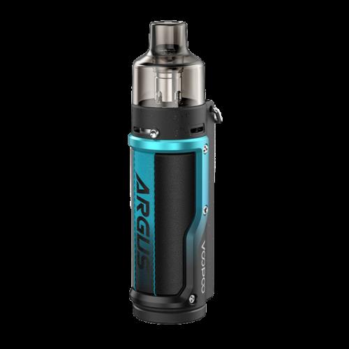 Blue variant of Voopoo's Argus Pod Vape Kit