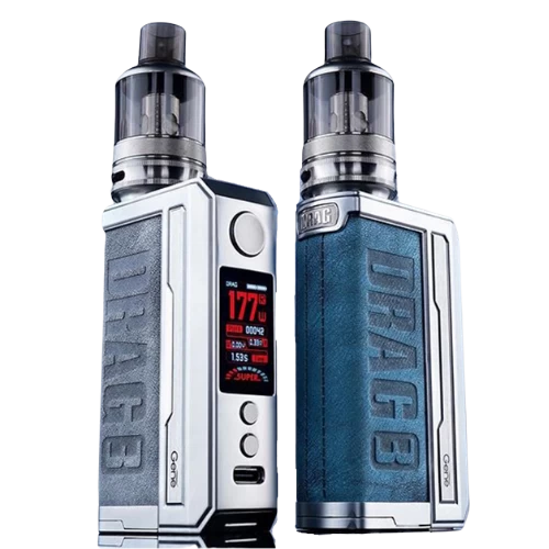 For huge clouds, the Voopoo Drag 3 is the best vape kit.