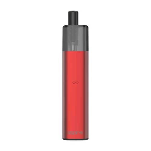 A picture of Aspire Vilter that offers a cigarette-like vape.
