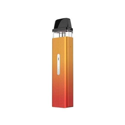 The most stylish budget vape is the Vaporesso XROS Mini Pod Kit