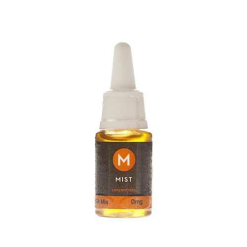 Strawnilla E Liquid Concentrate by misteliquid.co.uk
