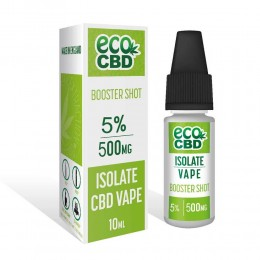 CBD Booster Shot - 10ml 500mg