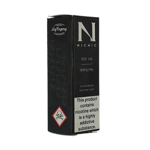 VG 18mg Nicotine Shot 10ml