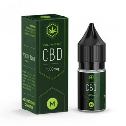 MIST - CBD Booster Shot 10ml 1000mg