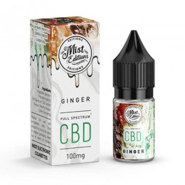 Ginger - CBD 10ml 100mg