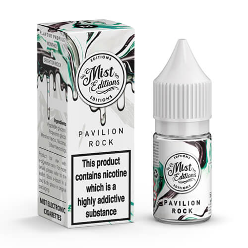 Pavilion Rock 10ml by misteliquid.co.uk