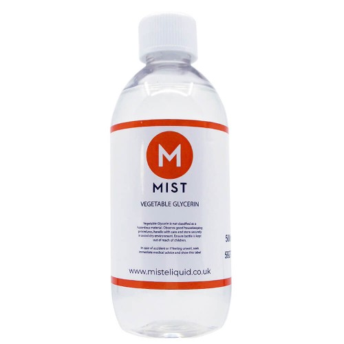 MIST VG Base Liquid 500ml