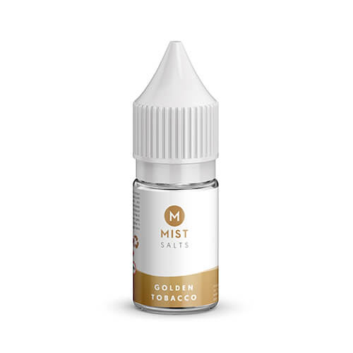 Golden Tobacco Nic Salt 10ml