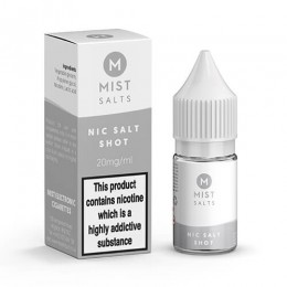 MIST Nic Salt Shot 10ml