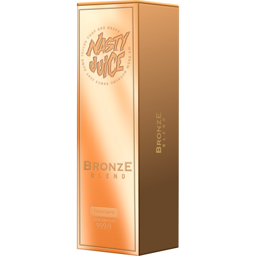 Nasty Juice - Bronze Blend 50ml